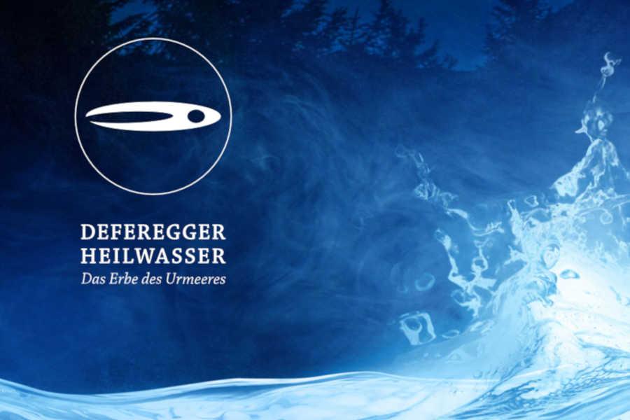 Deferegger Heilwasser - Symbolfoto