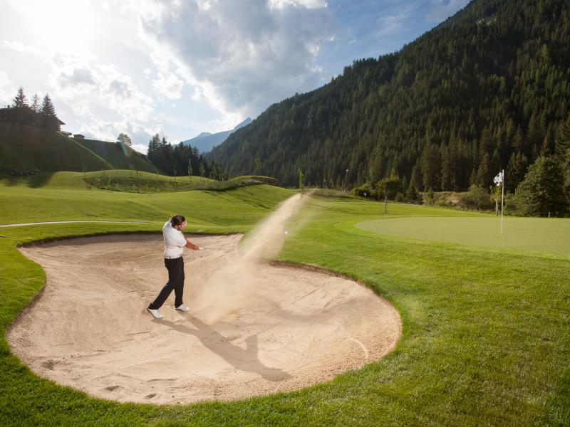 Golf - Startbild