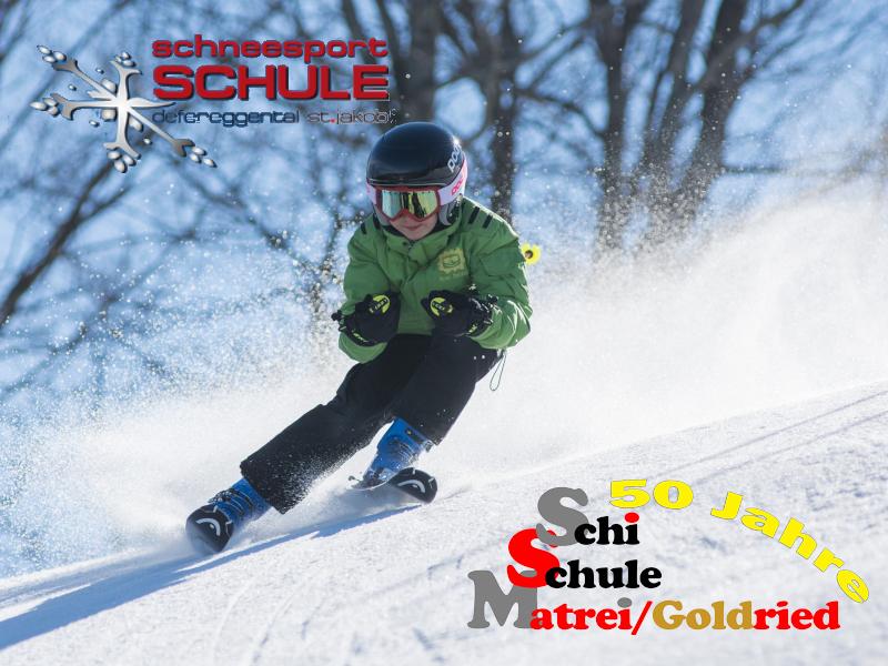 Freizeit - Skischule - Startbild