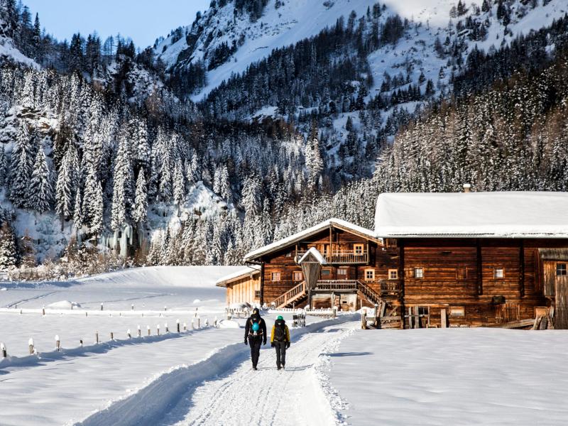 Freizeit - Winterwandern - Startbild